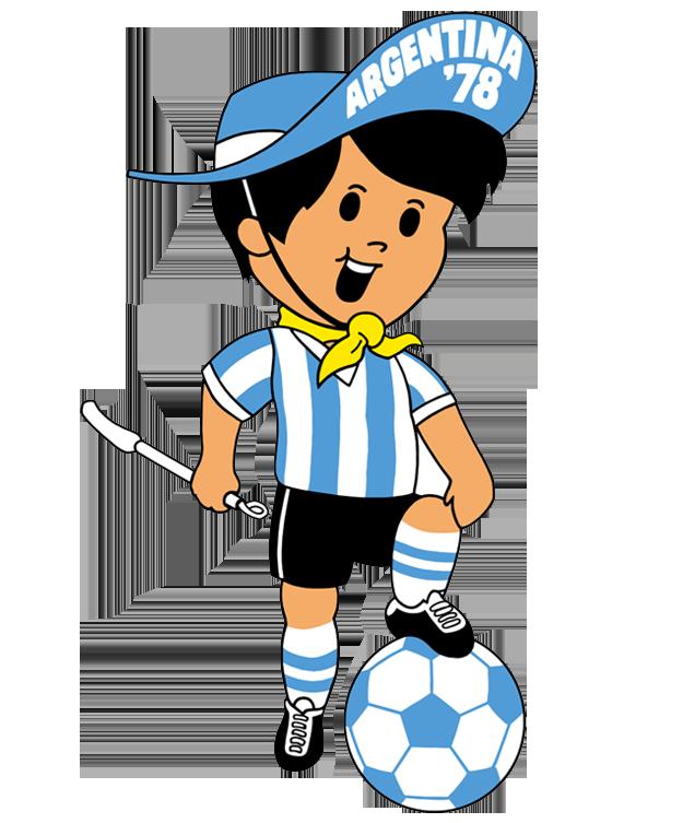 Fifa World Cup 1978 Argentina Gauchito In 2021 World Cup Logo World Football Mascot