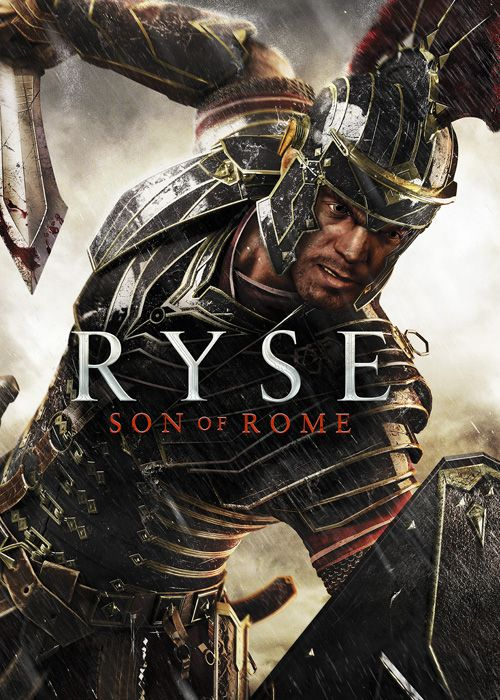 Ryse: Son of Rome. I can't wait to play this!