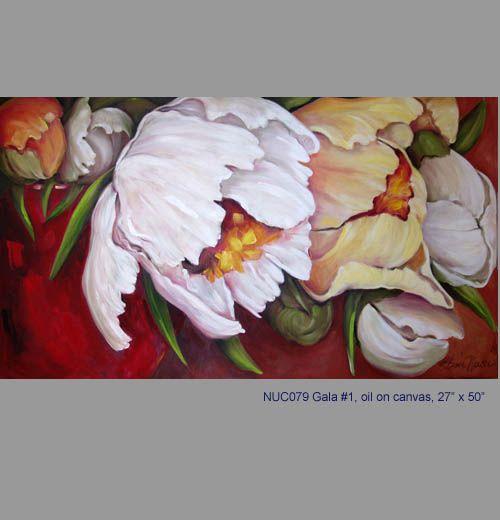 Elegant Floral Works By Elisa Nucci With Images Art Floral