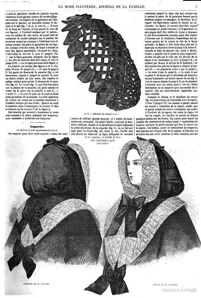 La Mode illustrée 1861: journal de la famille - Google Books