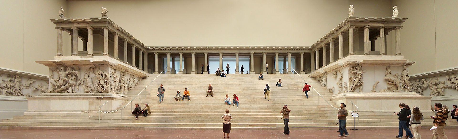 Pergamon Museum Pergamon Pergamon Museum Pergamon Museum Berlin
