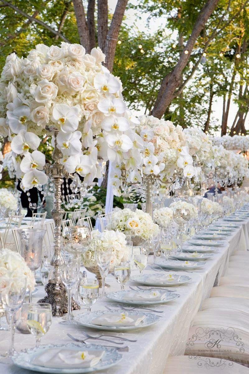 White Flowers For Winter Weddings - Home Design Minimalist Modern ...