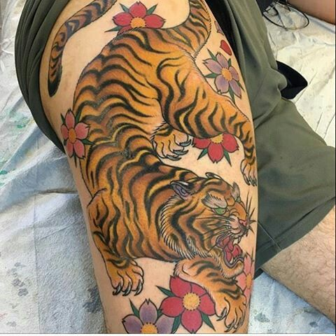 Pin By Alex Smith On Get Inked Tiger Tattoo Design Japanese Tattoo Tiger Tattoo