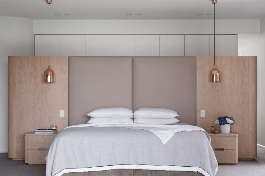 Master Bedroom Imposing Stone And Wood Home In Australia Bedroom Ceiling Light Beautiful Bedrooms Stone Houses
