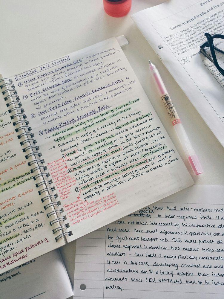 Essay integrity work