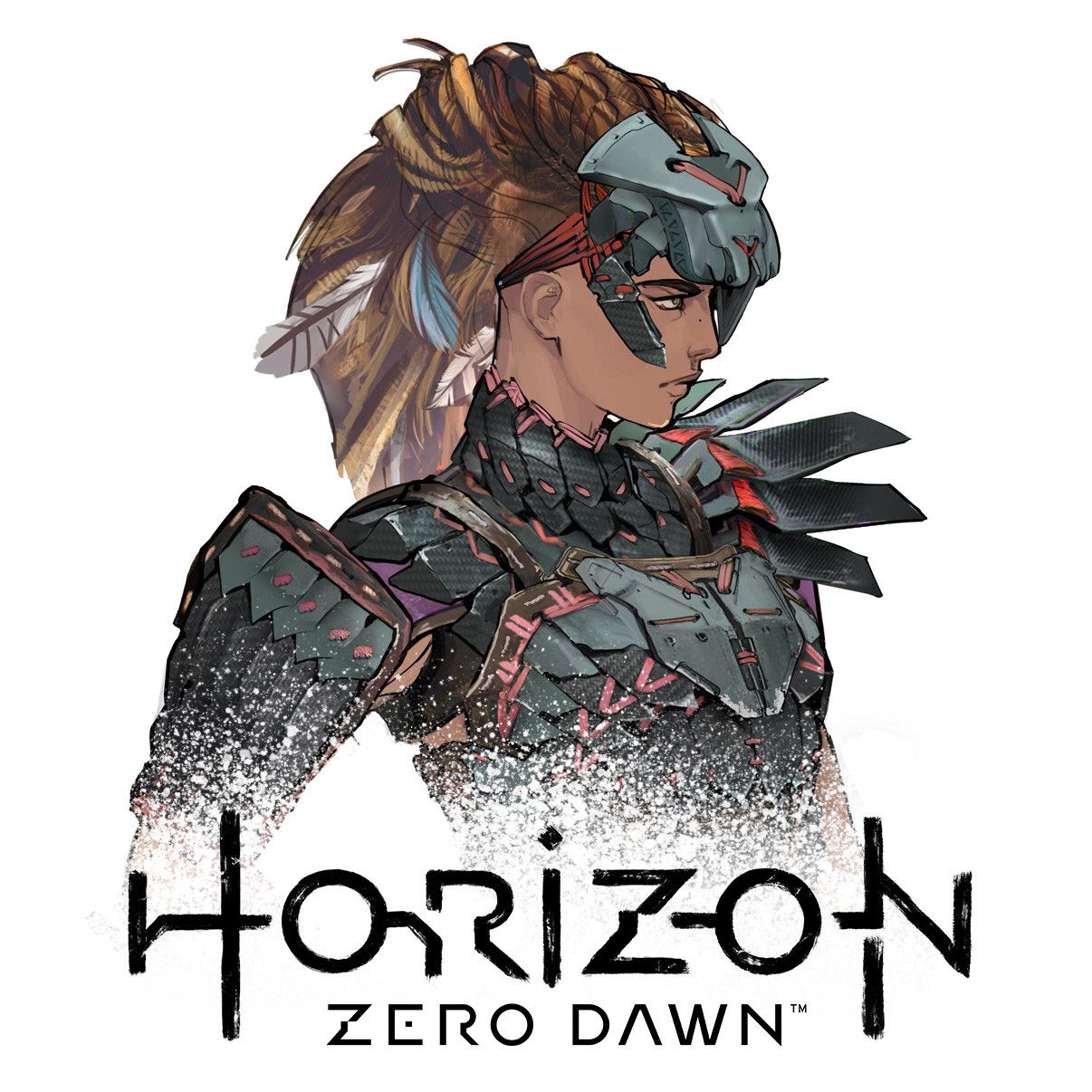 Horizon: Zero Dawn - Aloy costumes concept art, Ilya Golitsyn