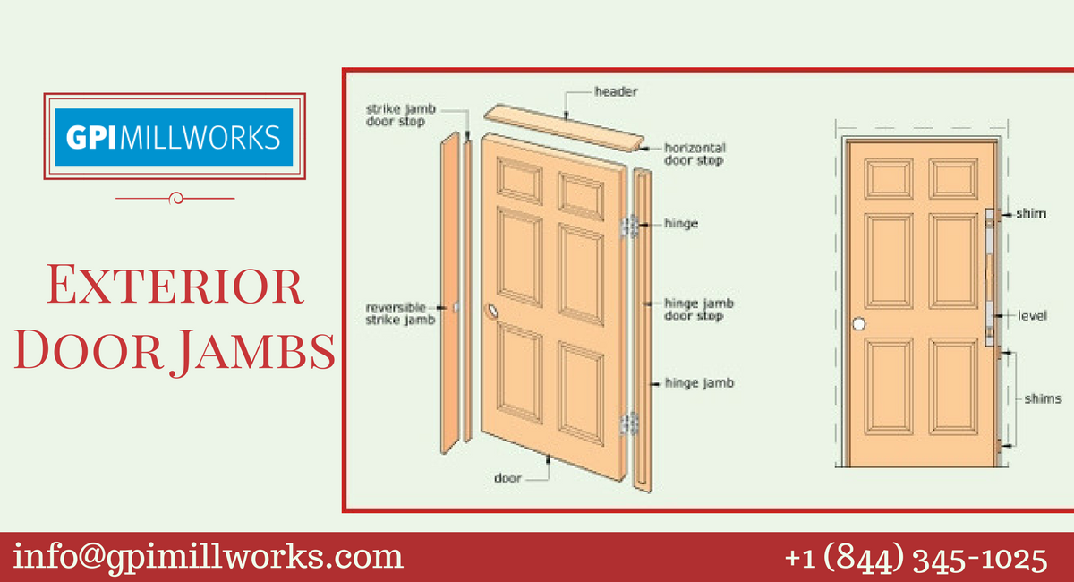 Doors Jambs: Pin By Gpimillworks On Door Jambs