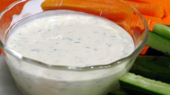 Creamy Dill Dipping Sauce Recipe Allrecipes Com Dipping Sauce Dipping Sauces Recipes Dill Sauce