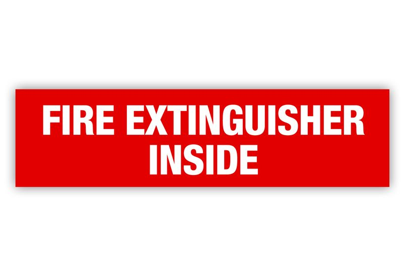 Creative Safety Supply Fire Extinguisher Inside Label 0 80 Http Www Creativesafetysupply Com Fire Extinguishe Extinguisher Fire Extinguisher Fire Safety