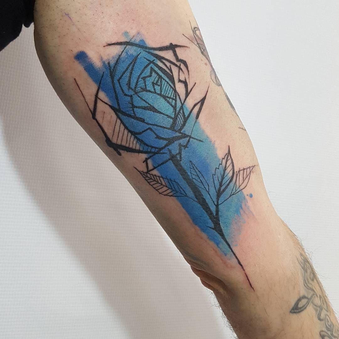 Nice inspiring rose tattoo designs body art that will touch