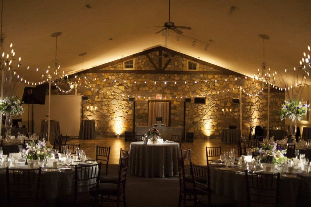 Uplighting Dance Floor Wash Breakup Patterns And Italian String Lighting For A Wedding At Front Palmer Photo By Alexa Nahas Photography Ligh