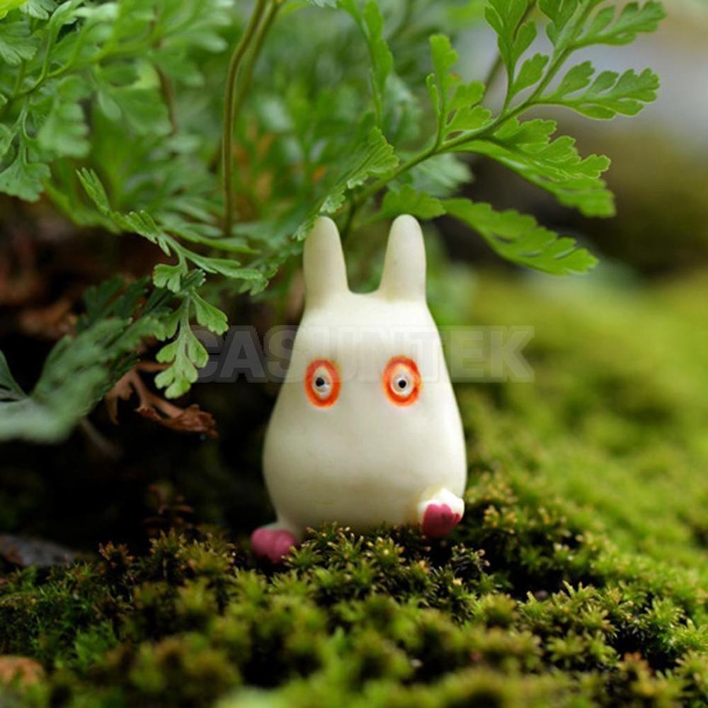 10x Mini Fairy Garden Micro Landscape Dollhouse Bonsai DIY