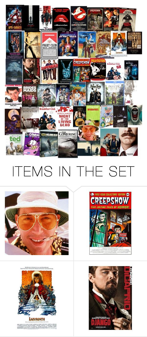 """""""Favorites"""" by mentalterrorist on Polyvore featuring art"""