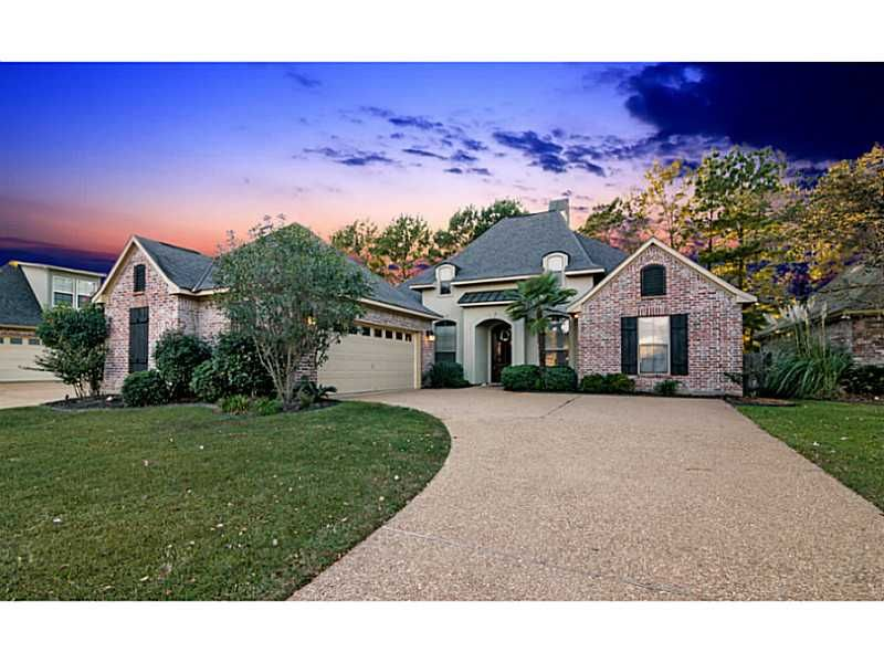 homes for sale in bossier city la with a pool
