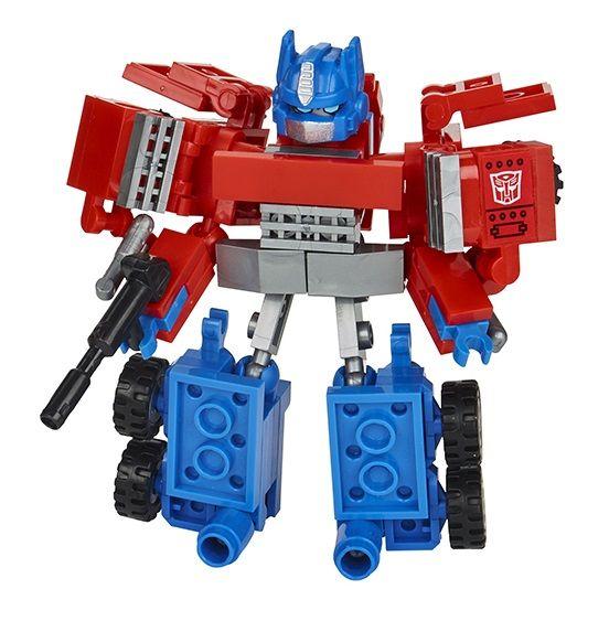 Lego Transformers Toys : Kre o battlechanger optimus prime lego