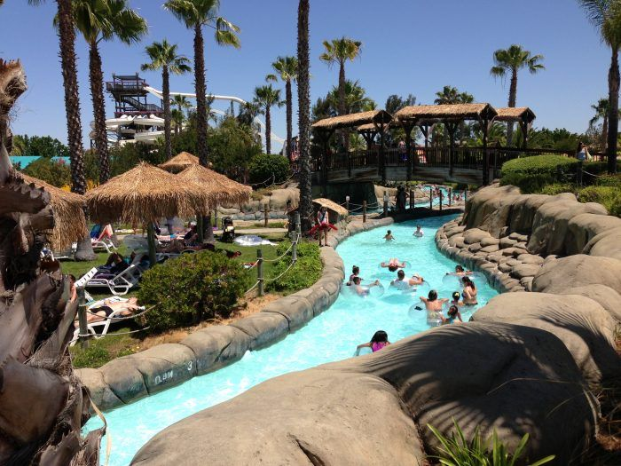 These 6 Pools And Waterparks Around San Francisco Are Pure Bliss For Anyone Who Goes There Water Park San Francisco Day Trip Concord California