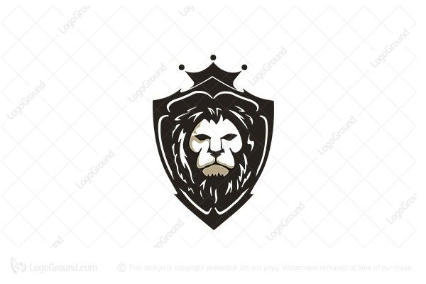 Logo for sale: The King