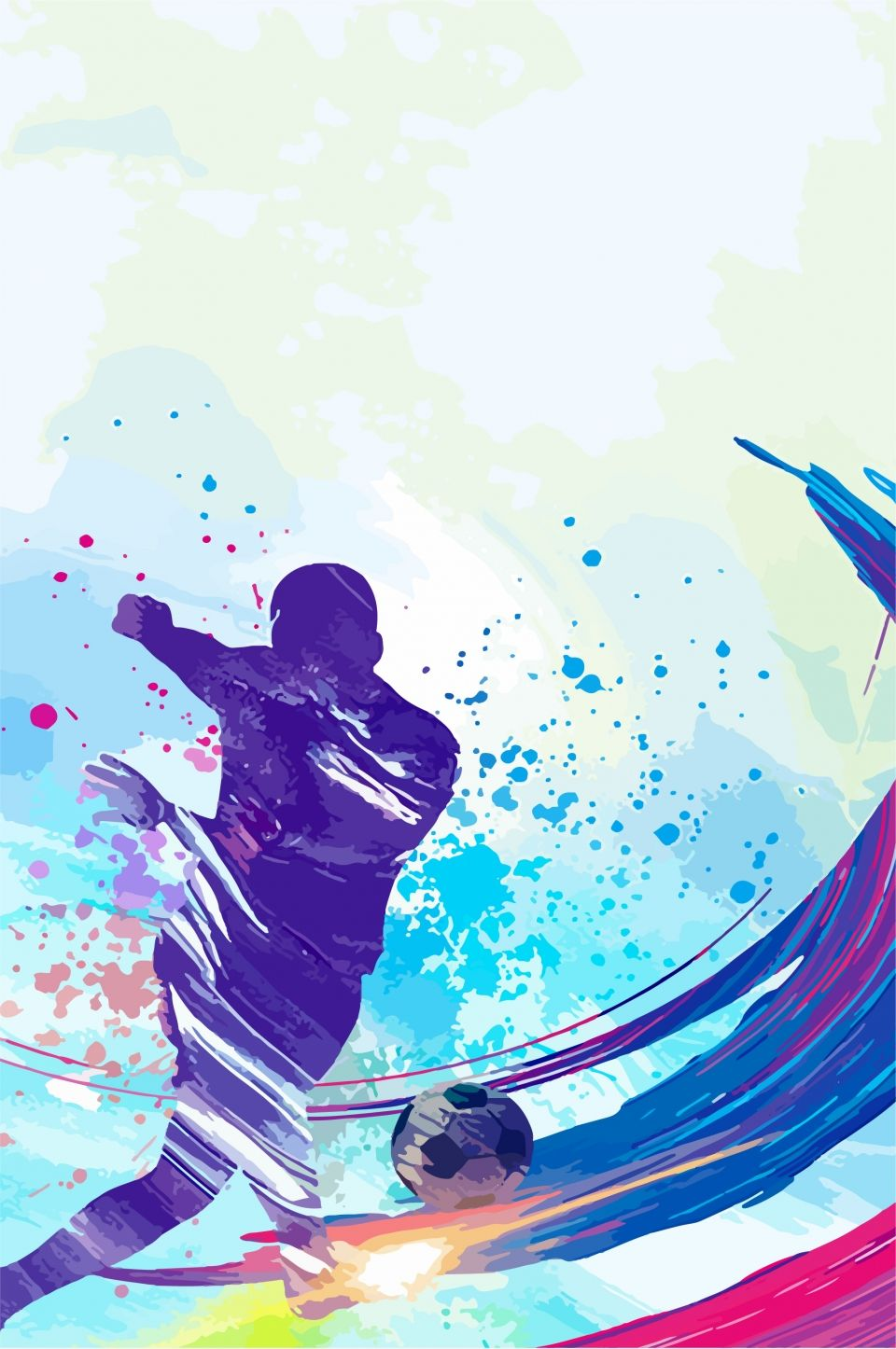 623 International Olympic Day Olympics Sports In 2020 Creative Posters Background Olympics