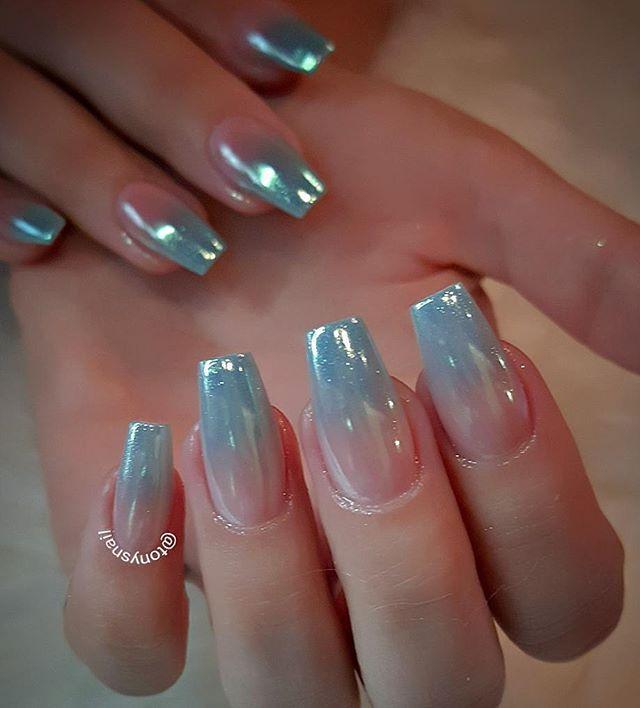 Custom nails design #allpowder | Nails | Pinterest ...