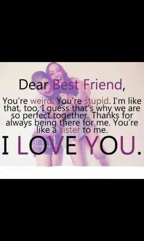 Ily @mikahlaslaughte | Birthday quotes for best friend ...