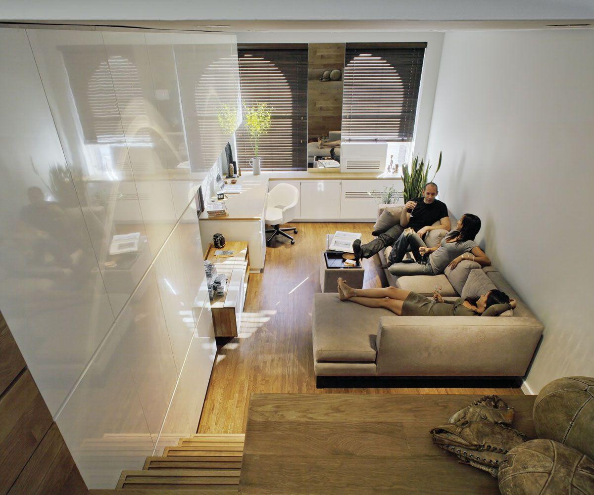Small Studio Apartment Design In New