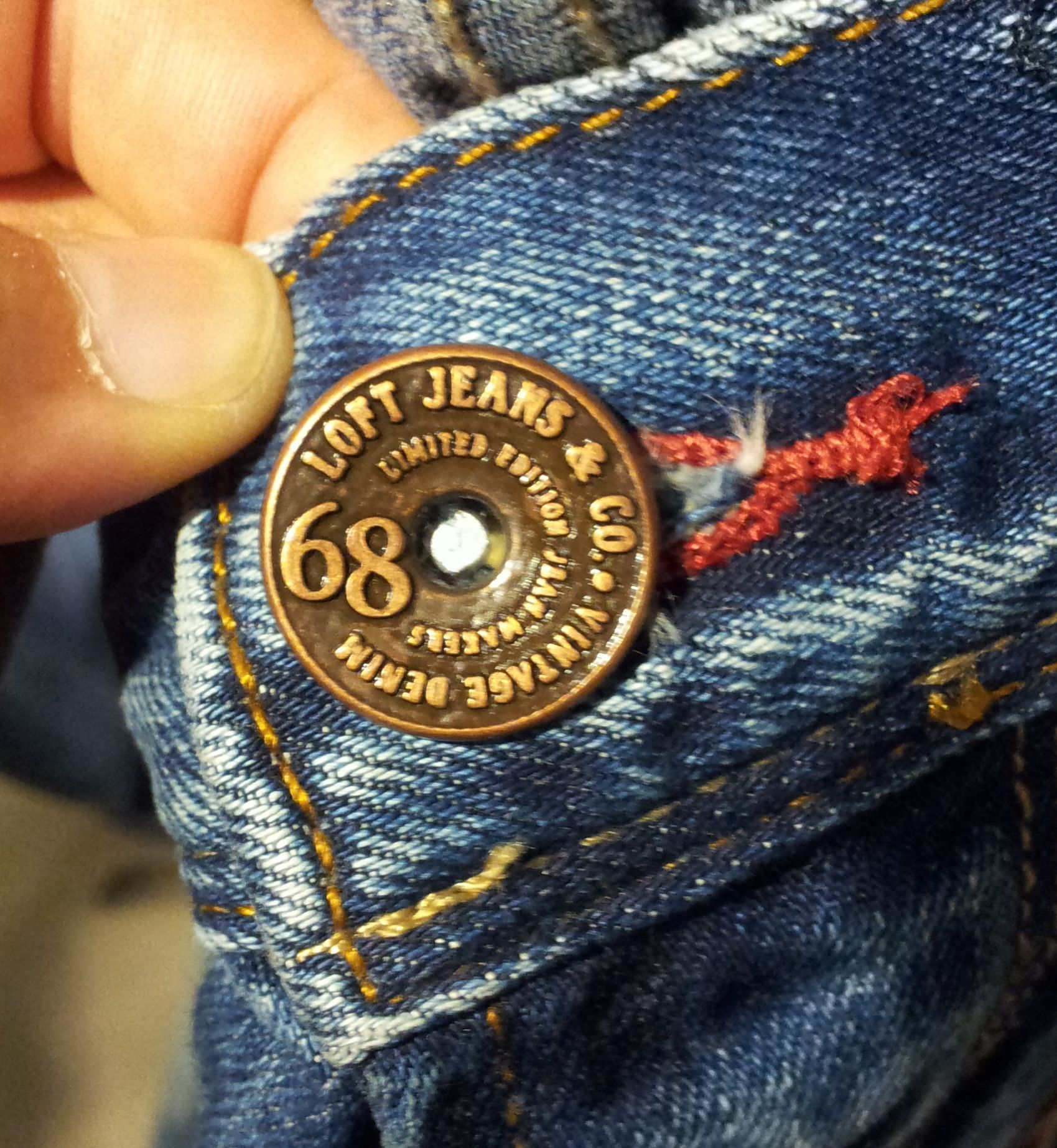 Image result for buttons for jeans