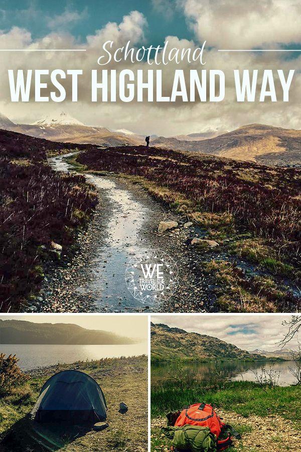 West Highland Way: 20 Tipps zum Wandern und Wild Campen für Wanderneulinge [+ West Highland Way Packliste] #campingpictures