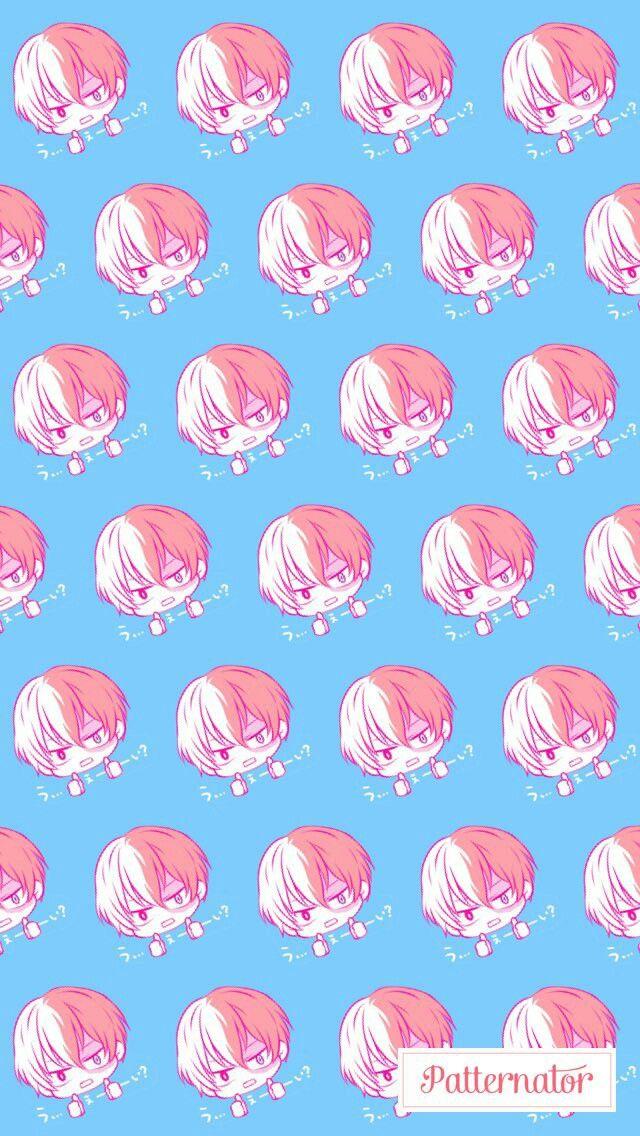 Todoroki Shouto Wallpaper Boku no hero academia