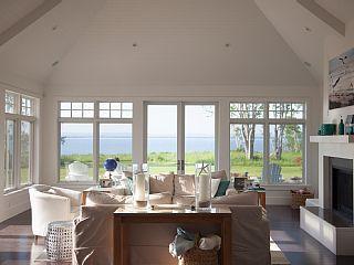luxury ocean front beach house vacation rental in nova scotia from rh pinterest com
