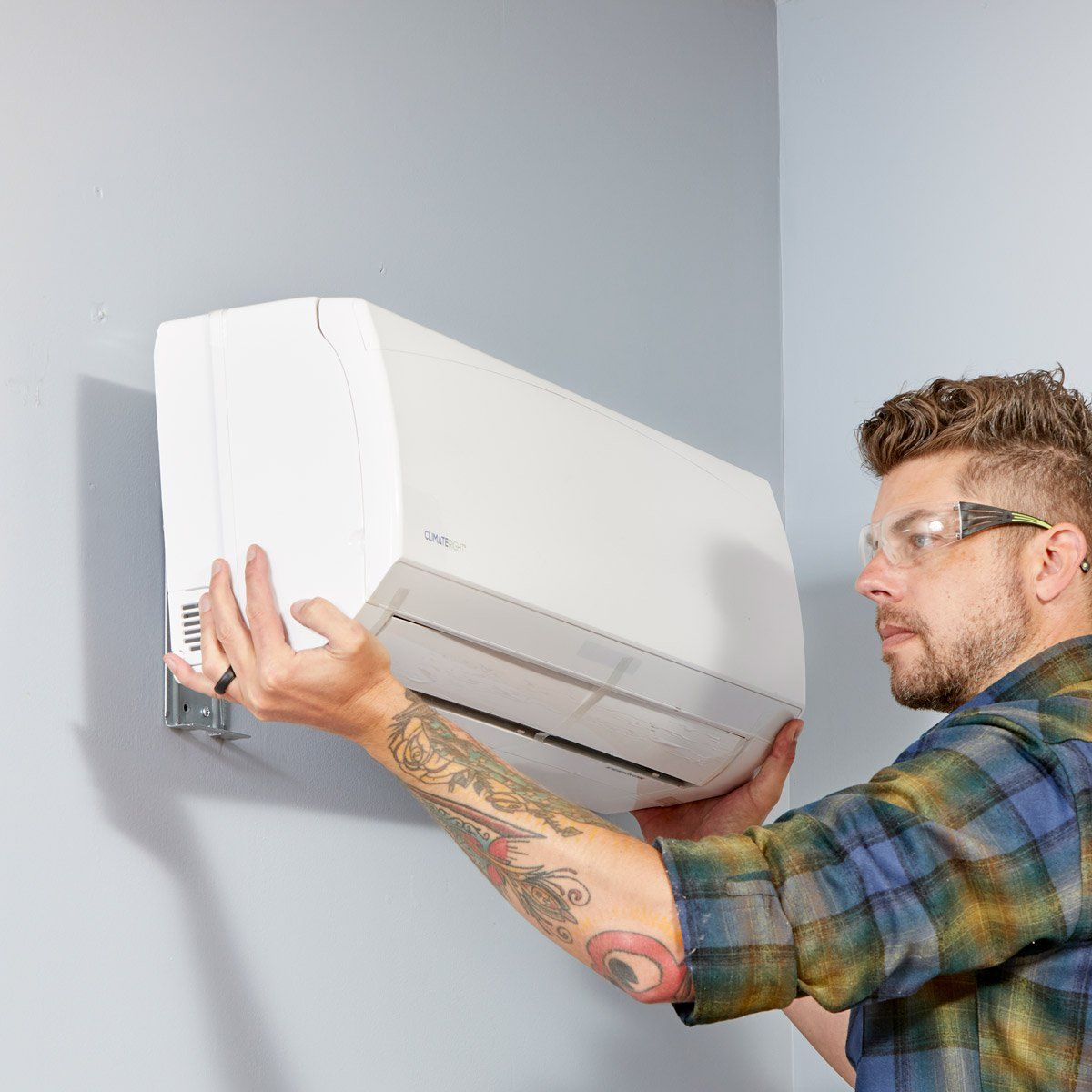 Diy ductless air conditioning air conditioner