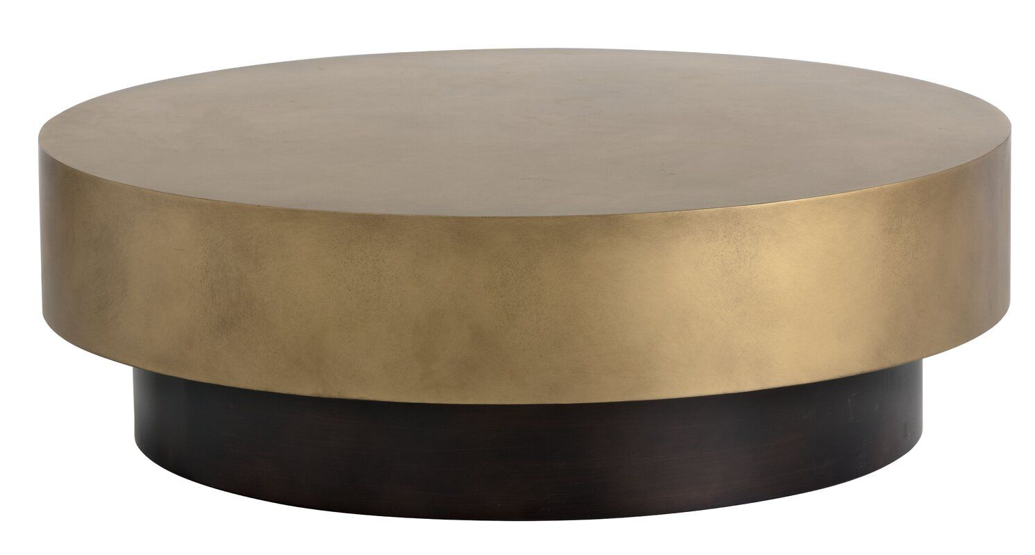 Sunpan Modern Bernaby Coffee Table Wayfair Coffee Table Coffee Table Wayfair Round Coffe Table [ 800 x 1491 Pixel ]