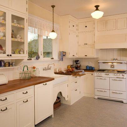 1920's Historic Kitchen - traditional - kitchen - seattle - Sadro Design Studio Inc.