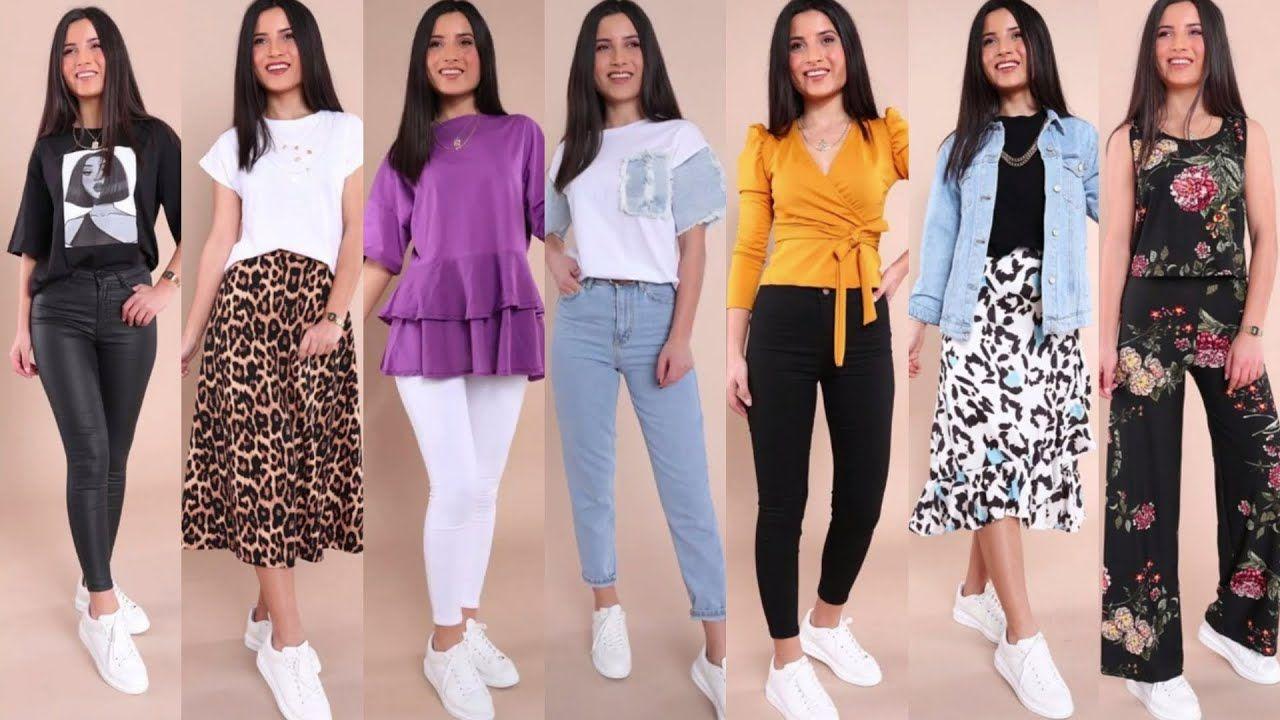 تنسيقات ملابس بنات صيف 2020 تنسيقات ملابس بنات مراهقات صيف 2020 ملاب Girl Outfits Outfits Fashion