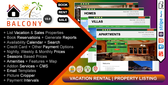 Eminent - Vacation Rental, Property Listing, Real Estate