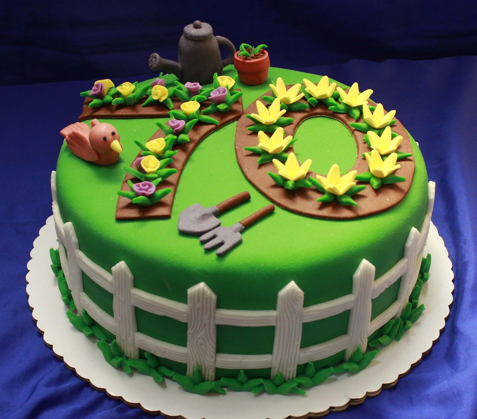 Pin By Silvija Petrovic On Torte In 2020 Cake Decorating Frosting 60th Birthday Cakes Cake