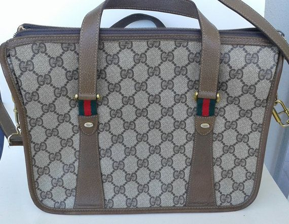 f3f9d404516 SALE Gucci vintage bag purse cross body by ALILALIA on Etsy