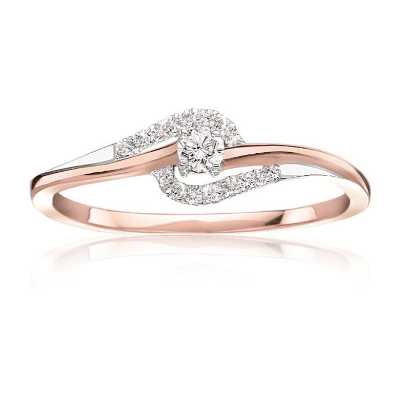 Igi Certified 14k White Gold Diamond Halo Engagement Ring 3 4 Cttw H I Color I1 I2 Clarity Size 6 Rose Gold Promise Ring White Gold Promise Ring Promise Ring Set