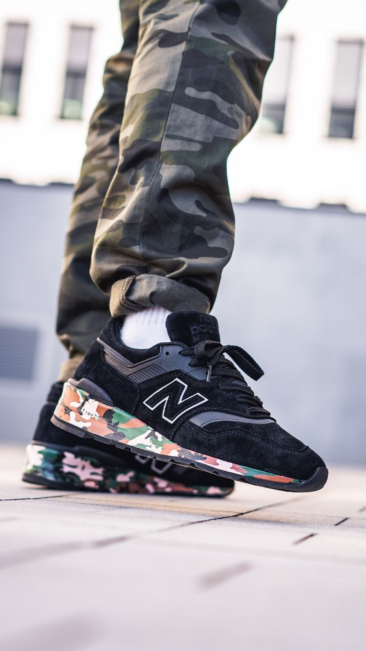 de94dfcd53f Originally released in 1991, the New Balance 997 was the fourth model in  the 990