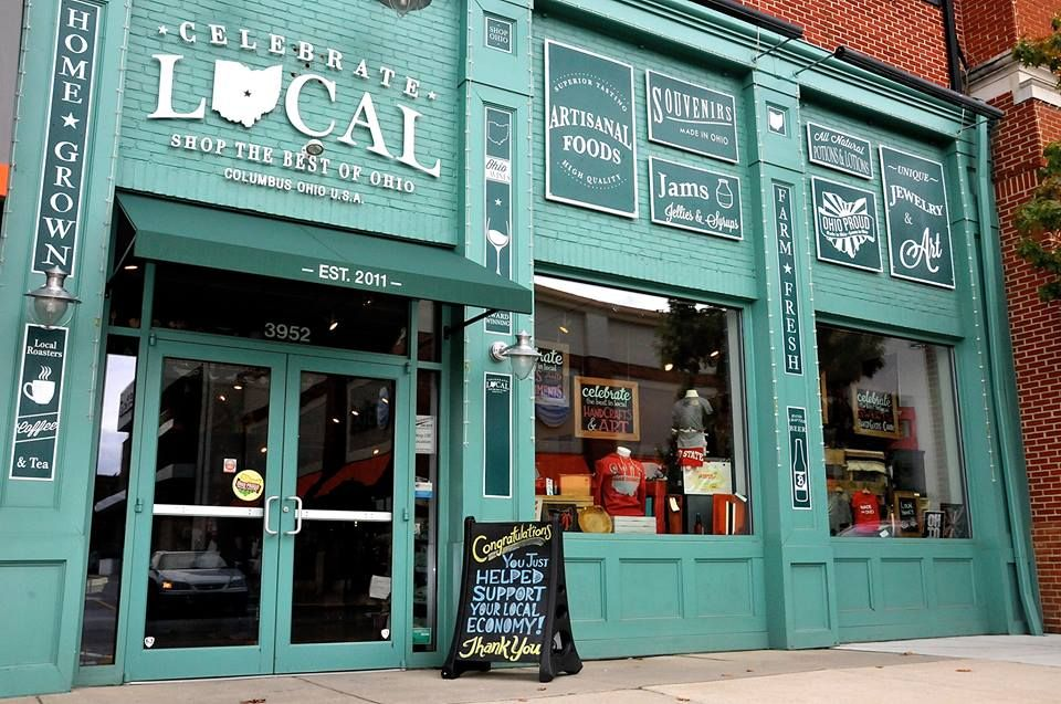 Celebrate Local Ohio, Shopping, Buy local