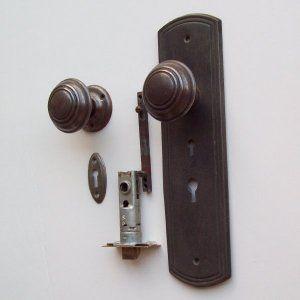 Historic Home Hardware For Authentic Antique Restoration Originals : Door  Knob Sets   Vintage   Antique Door Hardware Antique Hinges Doorbells Window  ...