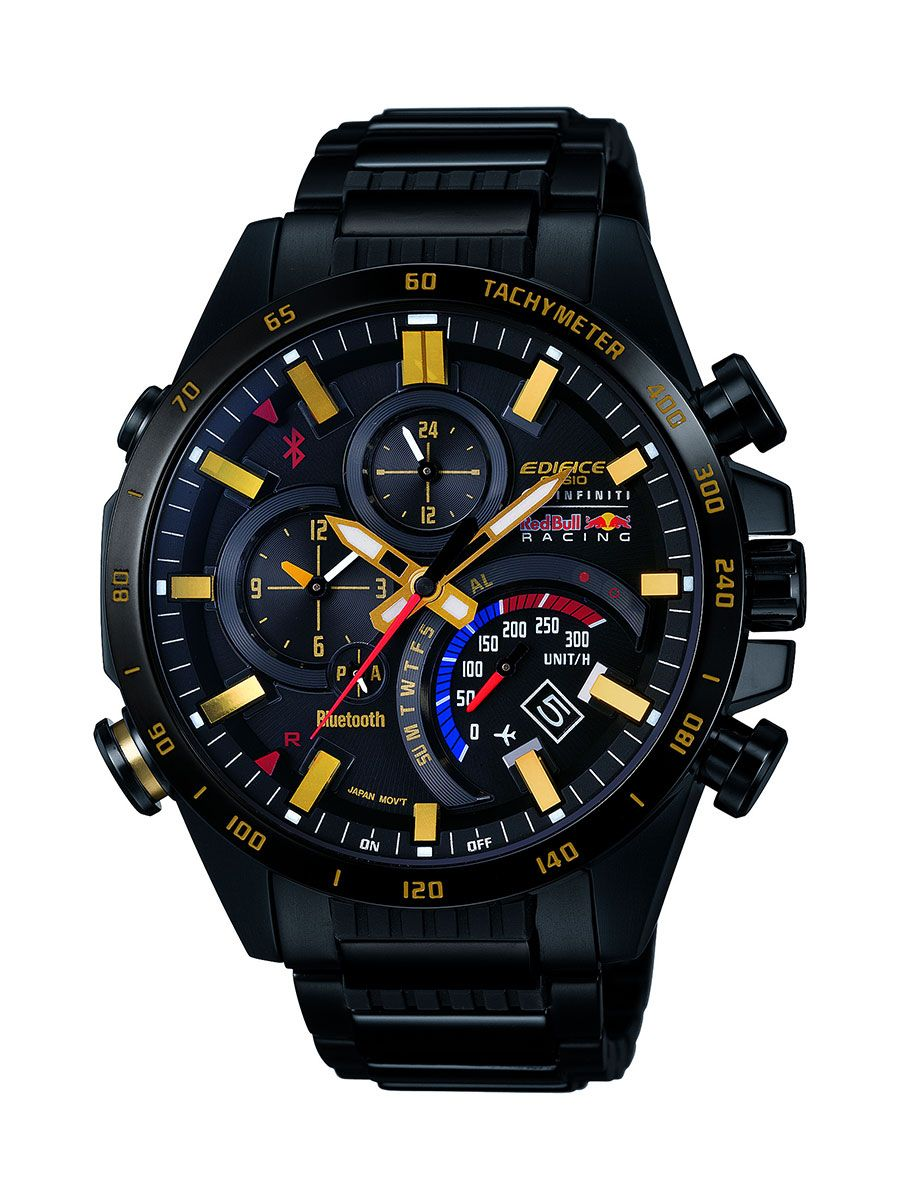 This Is The Latest Edifice Watch The Casio Edifice X