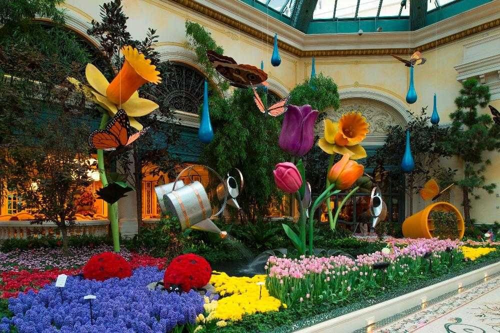 bb6c9a4bb6fdf7a2c29d8312656a8f9c - Bellagio Conservatory & Botanical Gardens Las Vegas