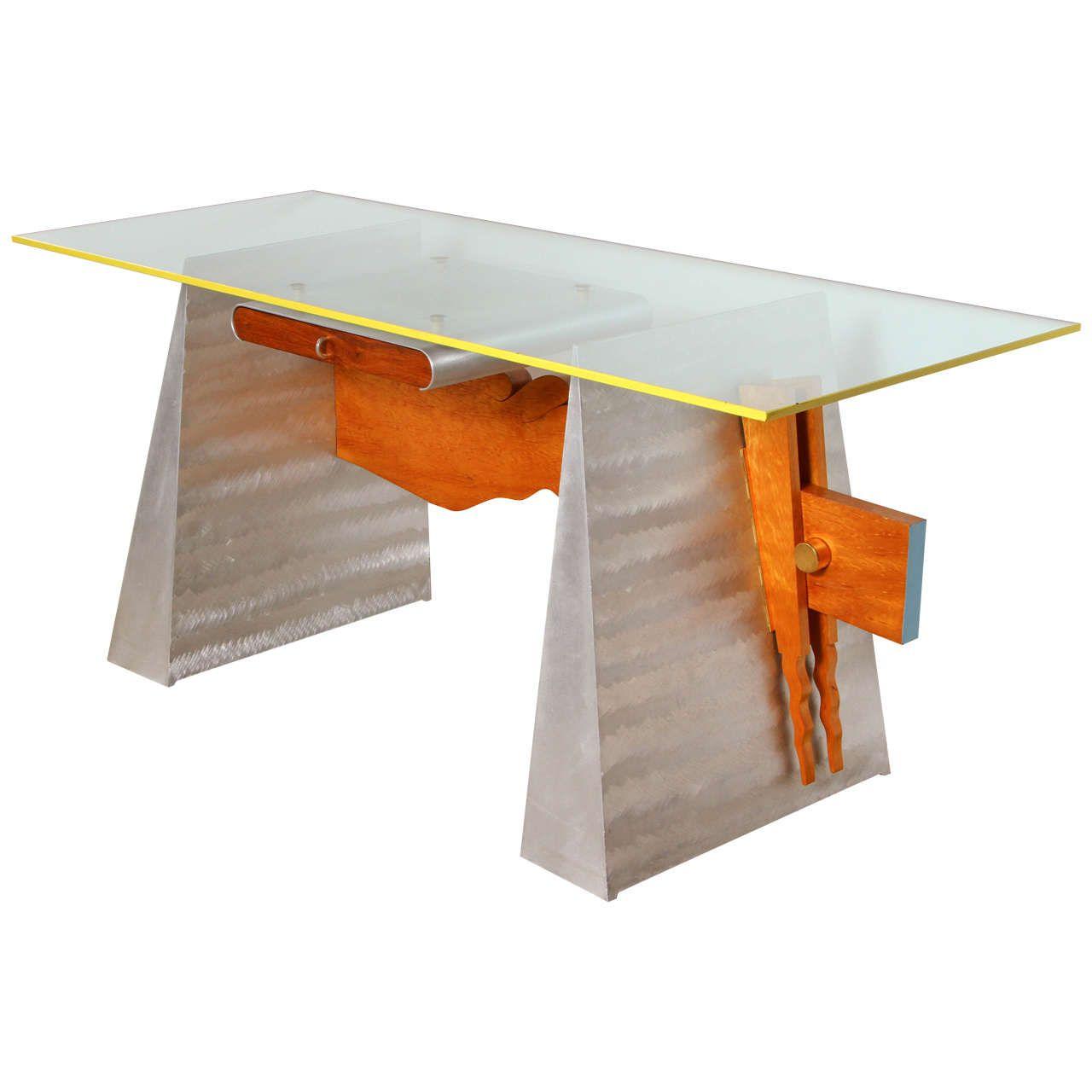 Garry Knox Bennett Desk