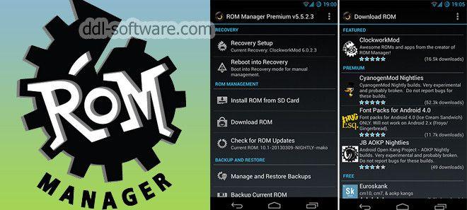 rom manager premium cracked apk download