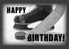 Hockey Happy Birthday Hockey Birthday Birthday Wishes Cards Happy Birthday Cards