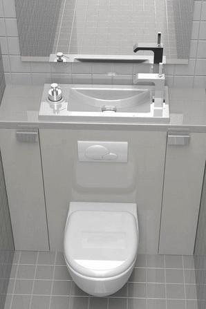 Wc Lave Main Integre Pesquisa Google Cuartos De Banos Pequenos Planos De Banos Pequenos Muebles Para Banos Pequenos
