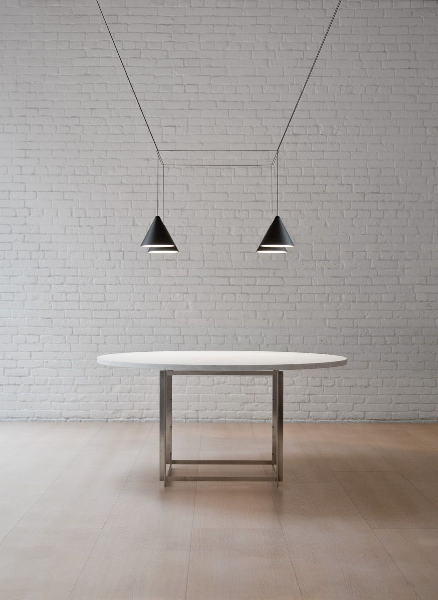 String Light Cone head - designed by Michael Anastassiades, 2014 - FLOS products / essential ...