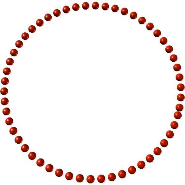 01 27 Png Liked On Polyvore Featuring Frames Circles Backgrounds Christmas Red Fillers Effects Roun Circle Frames Scrapbook Materials Christmas Bead