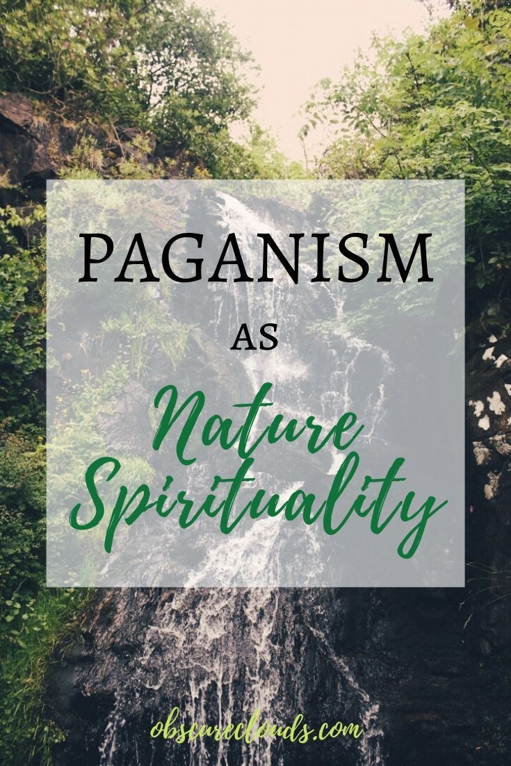 Contemporary Paganism is a brand umbrella term for a range of spiritual beliefs and practices. Nature spirituality is one part of this, and for many Pagans, makes up the core of their practice. This article is about Paganism specifically as a form of nature-based spirituality, and what it means to take an interconnected, ecocentric, and
