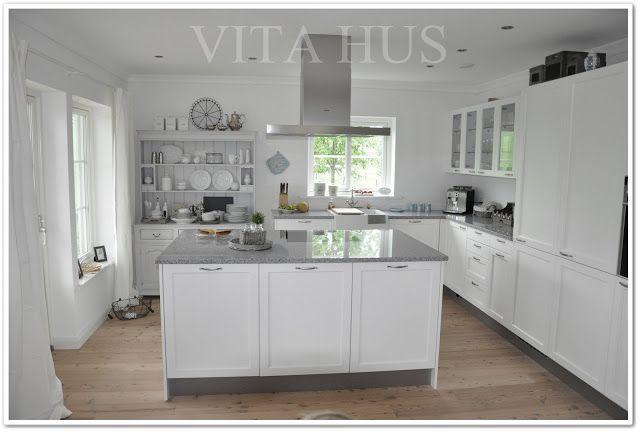 Küche   Essen Vitahus unser Haus Innen Pinterest Kitchens - küche shabby chic